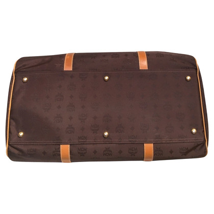 MCM Travel bag made of nylon