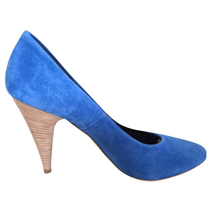 Marc Cain Blauwe pumps