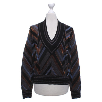 Just Cavalli Sweater with glitter effect