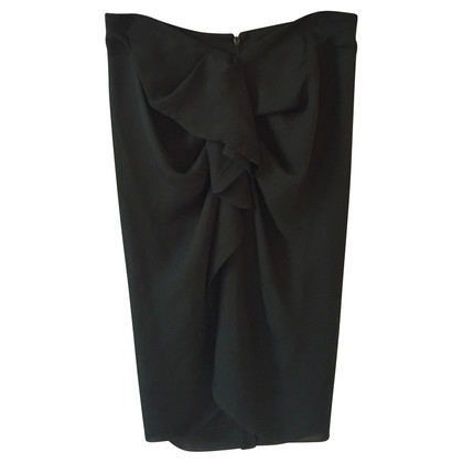 Isabel Marant skirt silk with valance