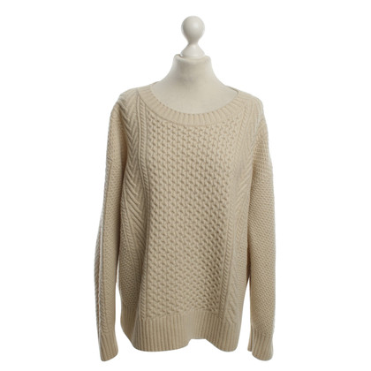 Closed Knit sweater in cream