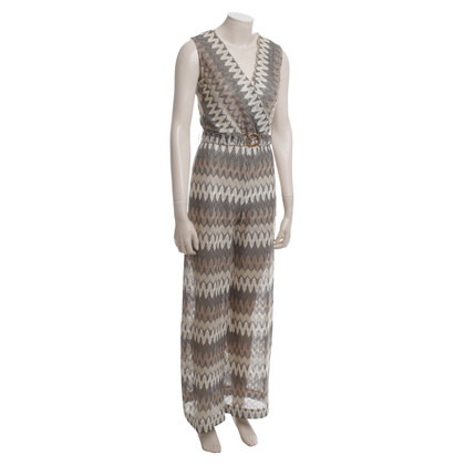 Other Designer Ana Alcazar - jumpsuit with pattern