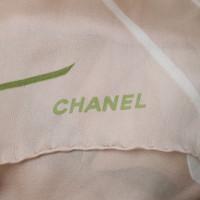 Chanel Tissu en Multicolor