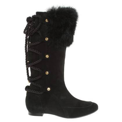 Kat Maconie Boots in Black