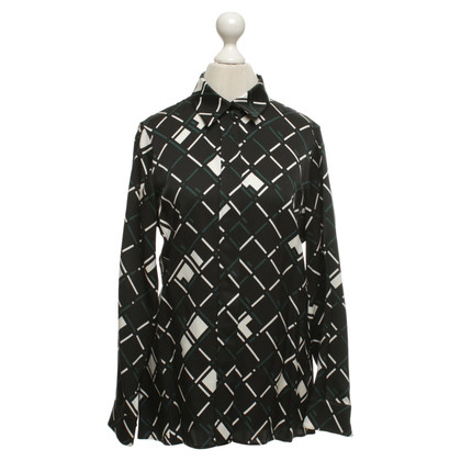 Jil Sander Blouse with pattern