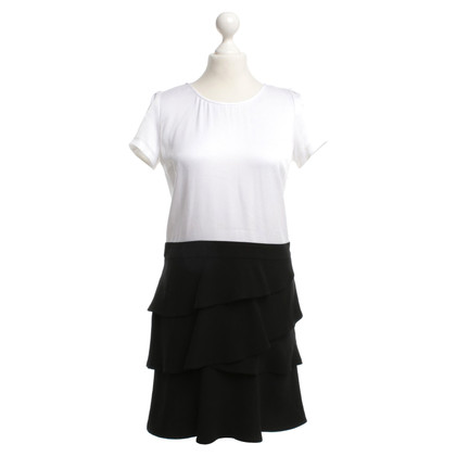 Claudie Pierlot Dress in Black / White