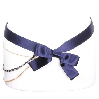 Chanel Adorable satin belt