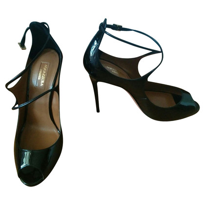 Aquazzura Sandalen Patent Leather