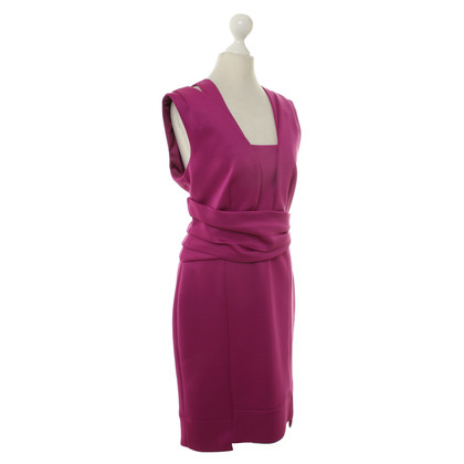 Reiss Sheath dress in pink
