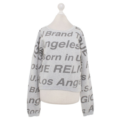 True Religion Sweater with print
