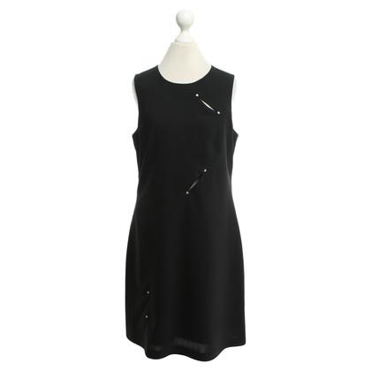 Versace Etuikleid in black