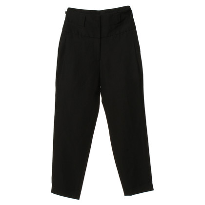 Donna Karan Trousers in black