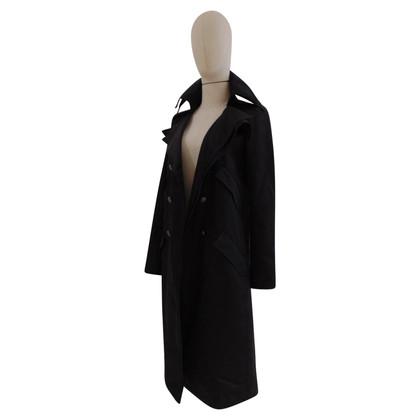 Chanel Cappotto nero Chanel