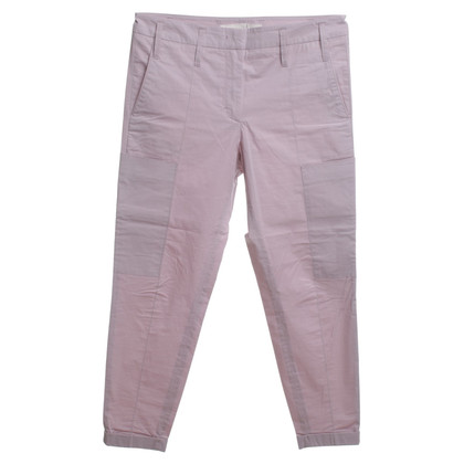 Schumacher trousers in pink