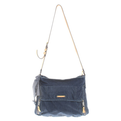 Juicy Couture Shoulder bag made of denim