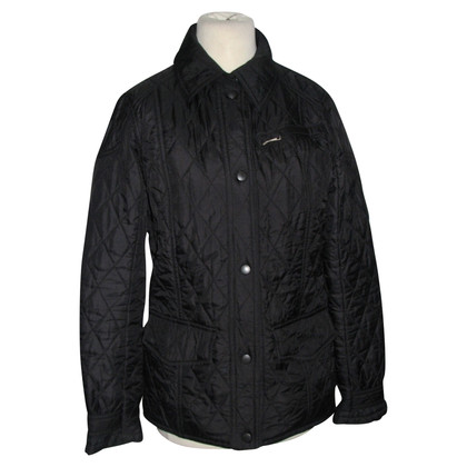 Barbour piumino nero