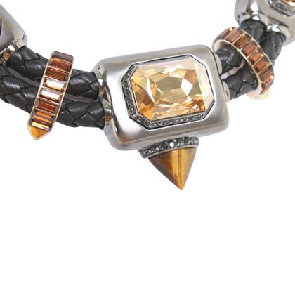 Roberto Cavalli Chain with gemstones