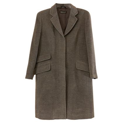 Bally cappotto di lana