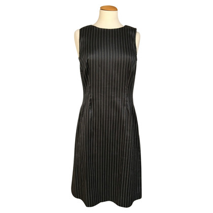 Hugo Boss Schede jurk met zijde inhoud