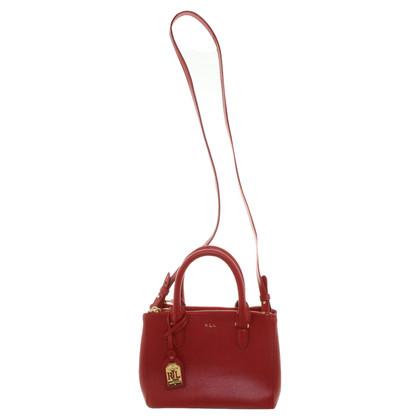 Ralph Lauren Handbag in red