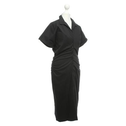 René Lezard Dress in black