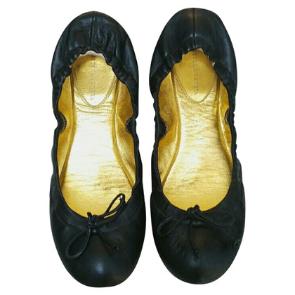 Bottega Veneta Ballerinas in black