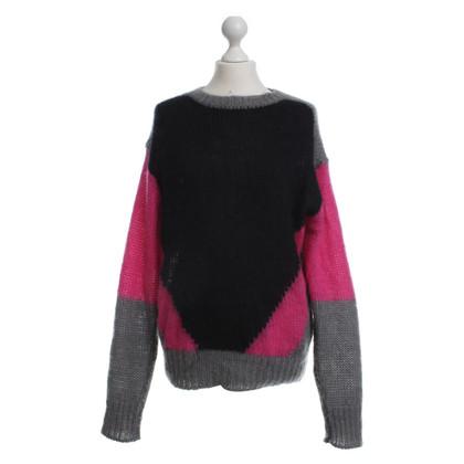 Joseph Multicolored knit sweater