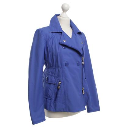 Moncler Elegant jasje in marineblauw
