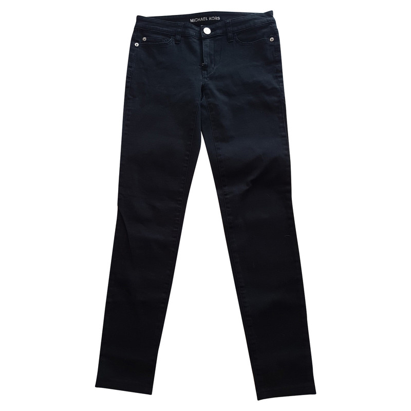 Michael Kors Jeans Jeans fabric in Black Second Hand
