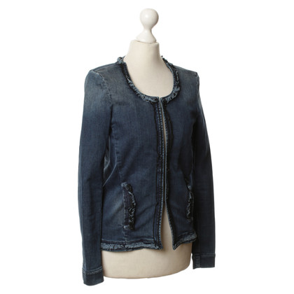 Closed Jeansblazer in Blau