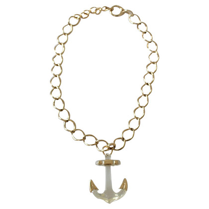 Balenciaga Anchor necklace