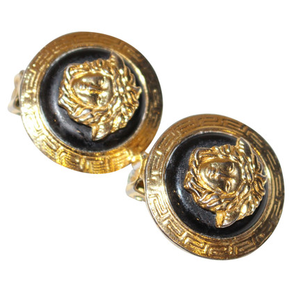 Gianni Versace Clip earrings