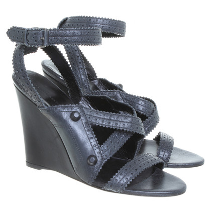 Balenciaga Sandals grey