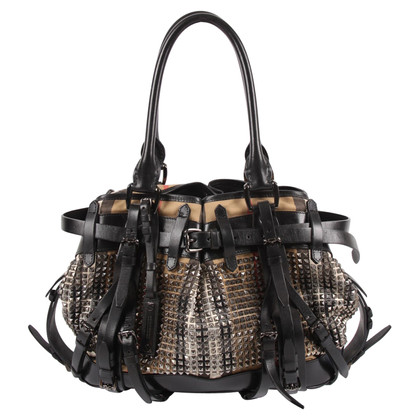 Burberry 'The Studded Bag'