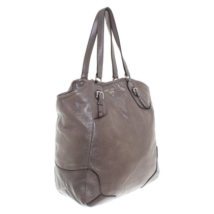 Prada Tote Bag in taupe