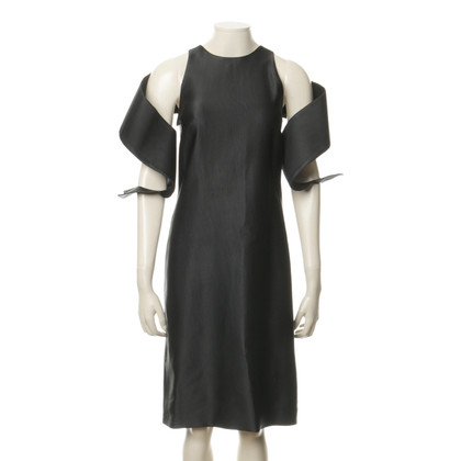 "Christopher Kane ""Spiral dress"" in black"