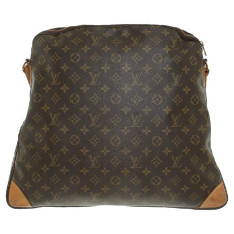 Louis Vuitton Schultertasche aus Monogram Canvas Braun Spielraum Empfehlen Rabatt Beste Größte Anbieter Günstiger Preis Auslass Für Billig yNdkX