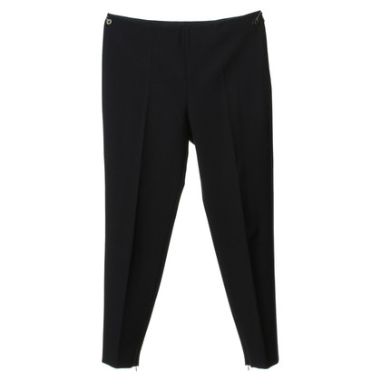 Red Valentino Trousers in dark blue
