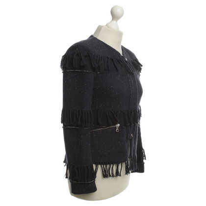 Sandro Jacket with fringes