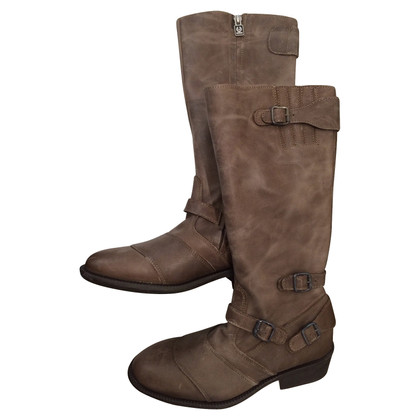 Belstaff Boots in taupe