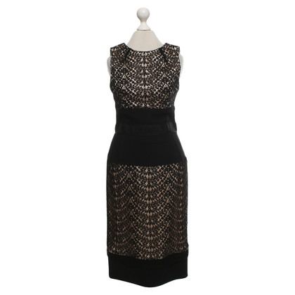 Alessandro Dell'Acqua Dress in black / nude