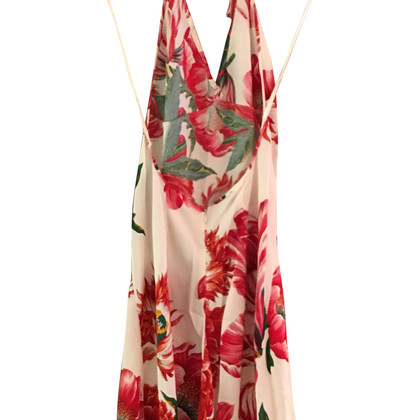 Ferre Dress with a floral pattern