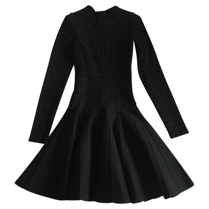 Alaïa Black dress
