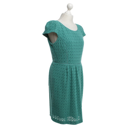 Hoss Intropia Summer dress in turquoise
