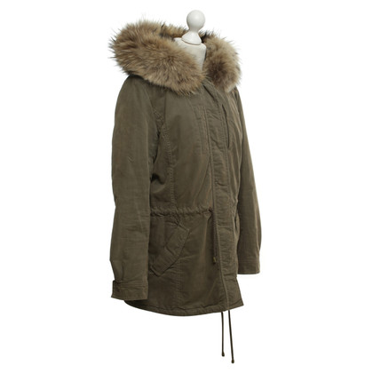 IQ Berlin Jacke in Khaki