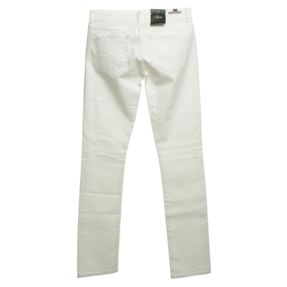 "Citizens of Humanity Jeans ""Ava"" in white"