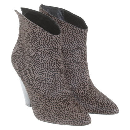 Belle by Sigerson Morrison Ankle boots with dot pattern
