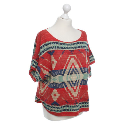 Ralph Lauren Sweater with ethnic pattern