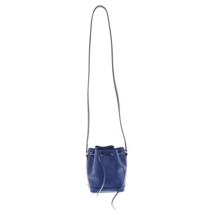 "Louis Vuitton ""Cuoio Nano Noé Epi"" in blu"