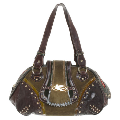 Etro Handbag in patchwork design